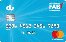 FAB - du Titanium Credit Card