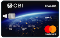 CBI Rewards World Credit Card