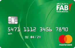 FAB - Gold Credit Card