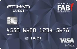 FAB - Etihad Guest Infinite