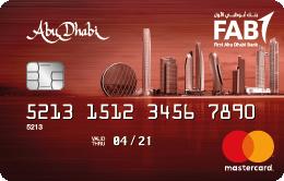 FAB - Abu Dhabi Platinum Credit Card