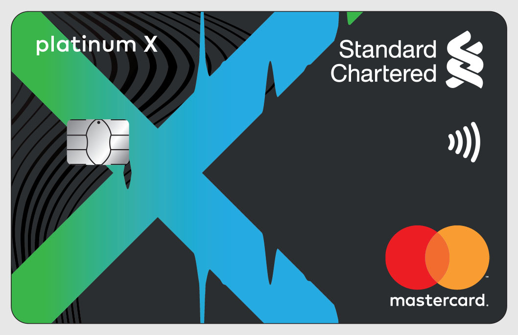 Standard Chartered Bank - Platinum X