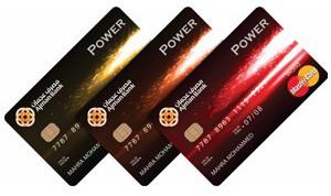 Ajman Bank- World Power Credit Card