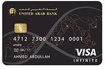 UAB - Infinite Credit Card