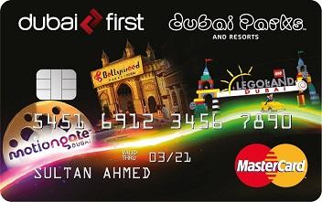 Dubai First - Dubai First Amazing World Card