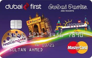 Dubai First - Dubai First Amazing Platinum Card