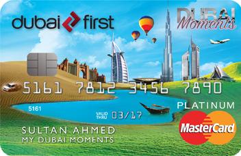 Dubai First - Dubai Moments Platinum Card