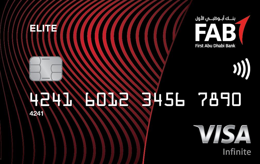 FAB - Elite Infinite Credit Card