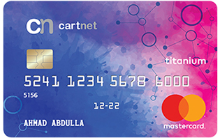 CartNet Credit Card