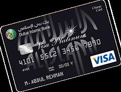 Dubai Islamic Bank - Al Islami Platinum Credit Card