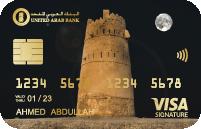 United Arab Bank - Signature Credit Card