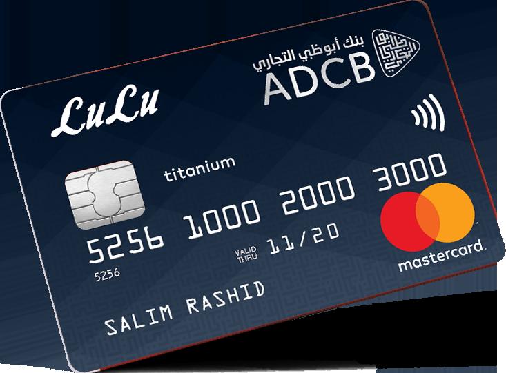 ADCB - Lulu Titanium Credit Card