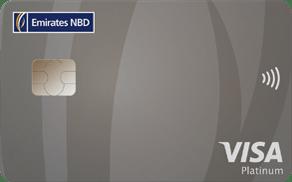 Emirates NBD - Visa Platinum Credit Card