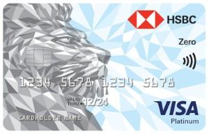HSBC - Zero Credit Card