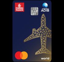 ADIB -  Emirates Skywards World Card