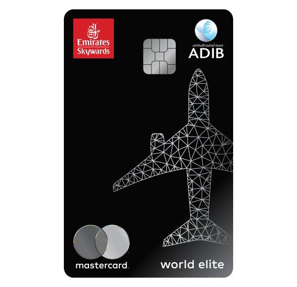 ADIB - Emirates Skywards World Elite Card