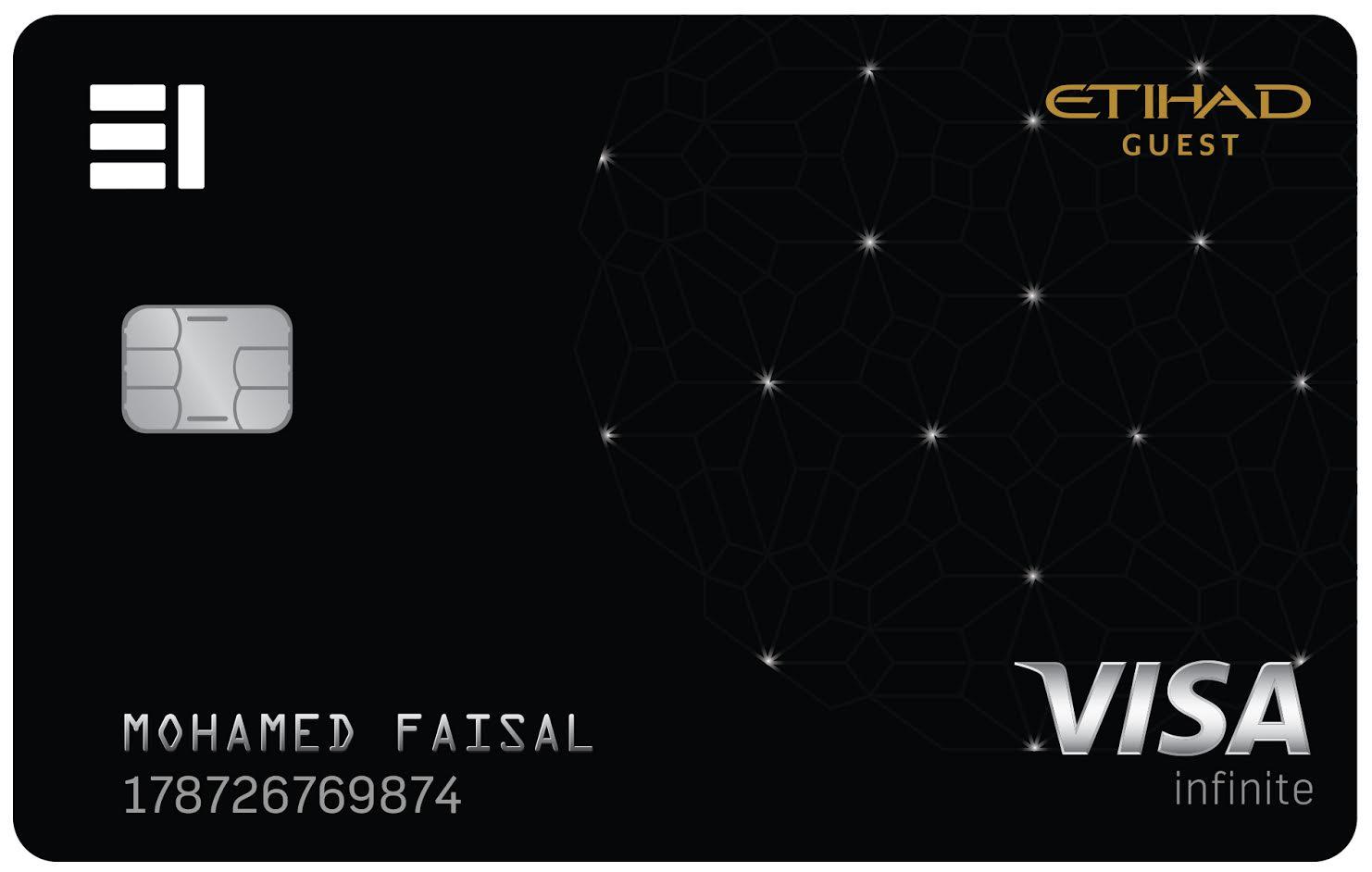 Emirates Islamic - Etihad Guest Premium Credit Card