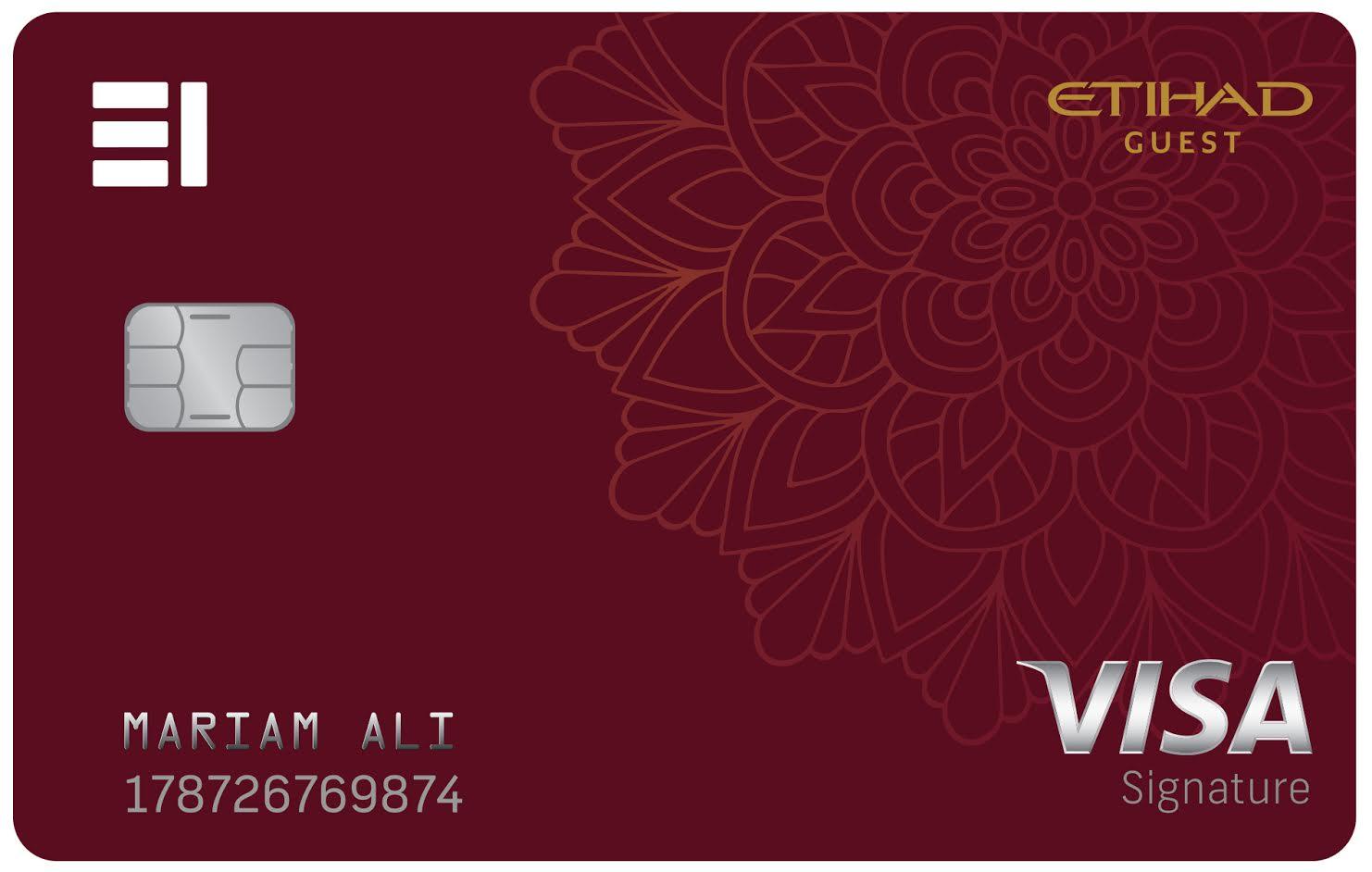 Emirates Islamic - Etihad Guest Ameera Credit Card