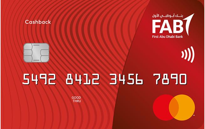 FAB - Cashback Credit Card