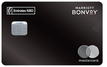 Emirates NBD - Marriott Bonvoy World Mastercard