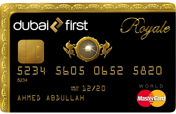 Dubai First - Royale Card