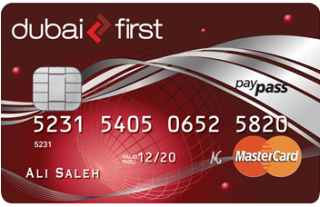 DubaiFirst - Cashback Mastercard Classic