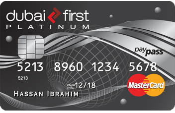 Dubai First  -Platinum Rewards Card
