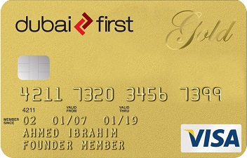 Dubai First - Visa Gold