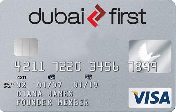 Dubai First - Visa Silver
