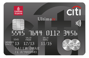 Citibank - Emirates-Citibank Ultimate