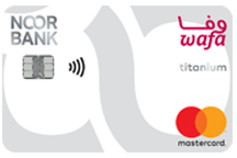 Noor Bank - Wafa Credit Card