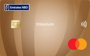 Emirates NBD - Titanium Credit Card