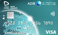 ADIB - Etisalat Classic Card