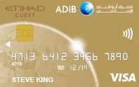 ADIB - Etihad Guest Gold Card