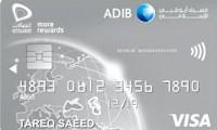 ADIB - Etisalat Visa Platinum Card