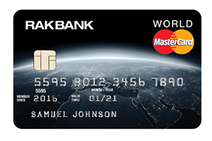 RAKBANK - World Credit Card