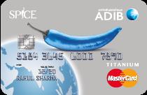 ADIB - Spice Card