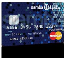 Samba - Mastercard Platinum Travel Credit Card