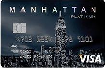 Standard Chartered - Manhattan Platinum Credit Card
