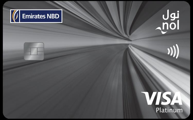 Emirates NBD - Go4it Platinum Credit Card