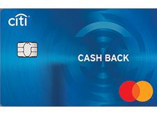 Citibank - Citi Cashback Card